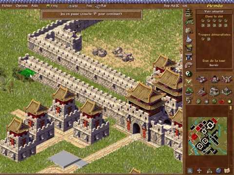 Empereur L'Empire du Milieu Dynastie Song Jin Mission 7 FIN