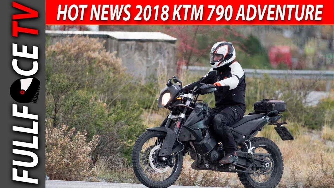 2018 ktm adventure bikes. contemporary 2018 2018 ktm 790 adventure spied news on ktm adventure bikes