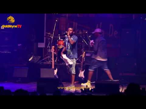 "SMALL DOCTOR PERFORMED AT REEKADO BANKS ""THANK YOU CONCERT"""