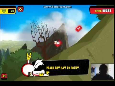 Игра Кик Бутовски Полет на Дальность играть онлайн