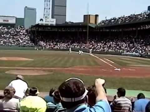 Fenway Park in 1992