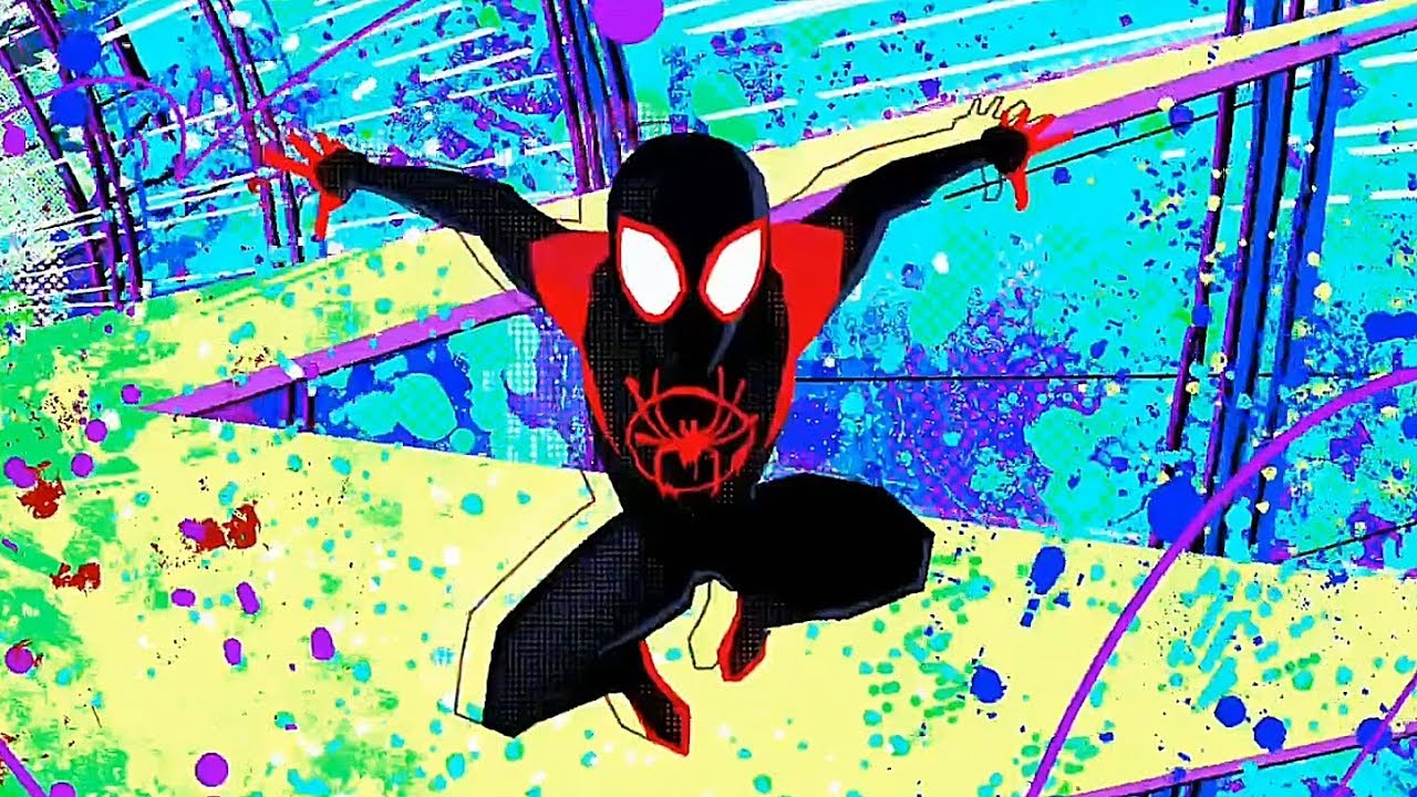 """Download """"Miles Morales Returns"""" - [Spider-Man Into The Spiderverse] (HD)"""
