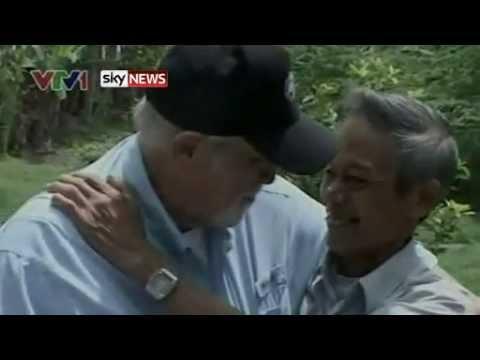 Vietnam Veteran Soldier Reunited With Arm Bones