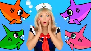 Baby Shark and More Nursery Rhymes and Kids Songs for Children and Toddlers