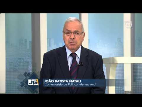 João Batista Natali/ Na Argentina,...