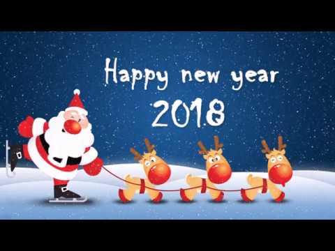 Auguri di buon anno 2018 frasi immagini cartoline gif for Natale immagini per desktop