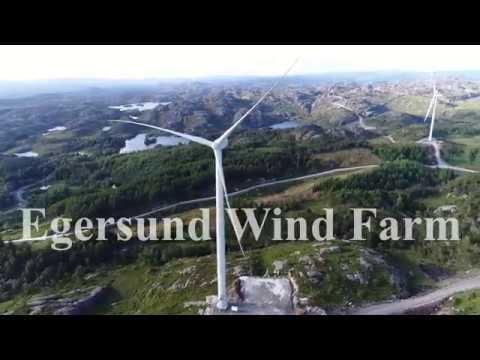 Egersund Wind Park