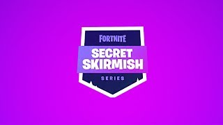 🔴 $500k Fortnite #SecretSkirmish SOLOS TOURNAMENT (TFUE, CHAP, 72HRS, CLOAK)