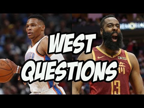 5 Big Questions Heading Into The NBA Western Conference Playoffs thumbnail
