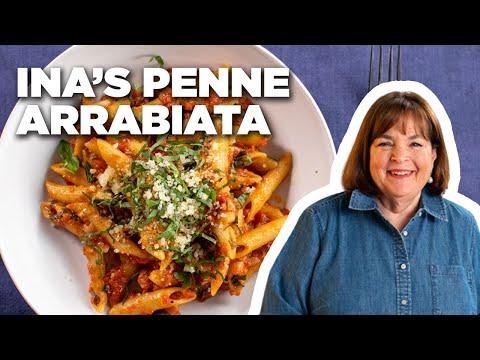 The Barefoot Contessa's Penne Arrabiata | Barefoot Contessa: Cook Like a Pro | Food Network