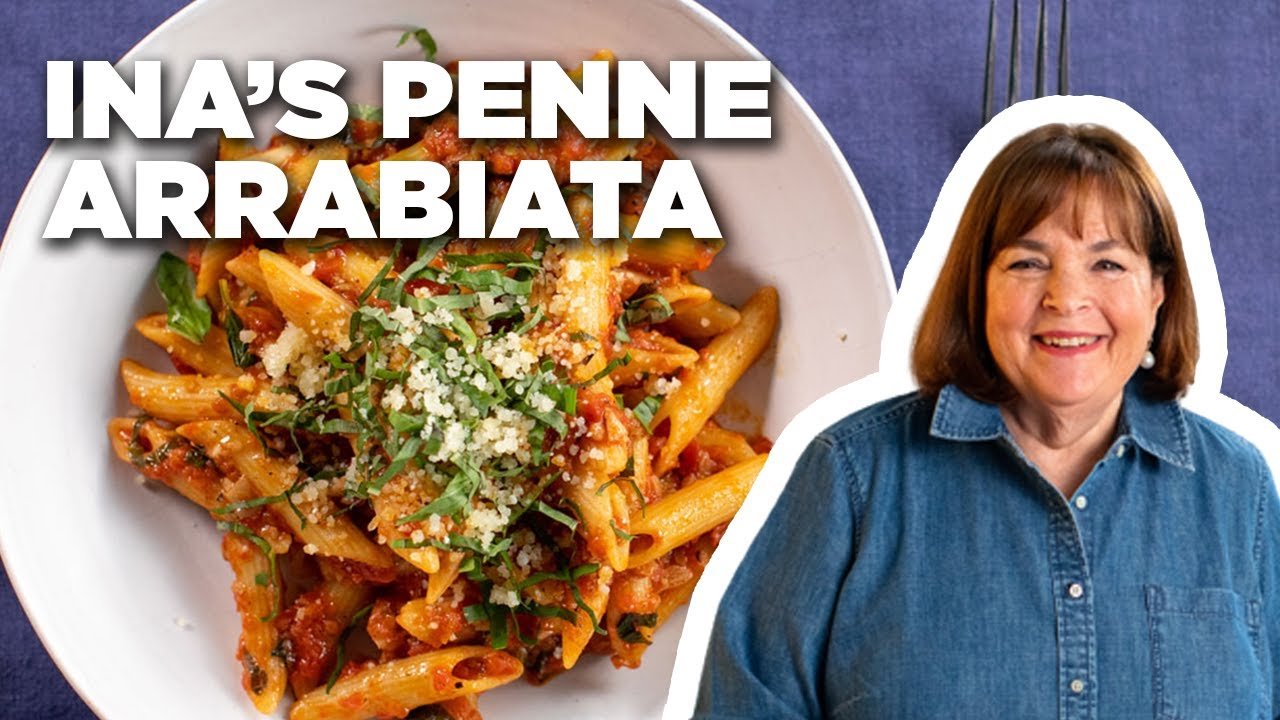 Download The Barefoot Contessa's Penne Arrabiata | Barefoot Contessa: Cook Like a Pro | Food Network