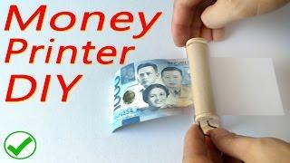 How to make Money printer - DIY tutorial