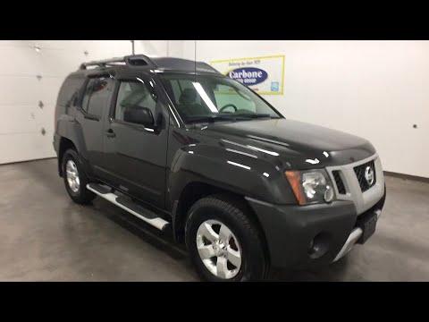 2010 Nissan Xterra Oneida County, Onondaga County, Herikimer, Madison County, Otsego County, NY 6739