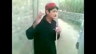 Funny Pathan 2014 Speaking English