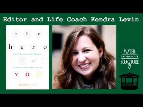 Kendra Levin at Water Street Bookstore