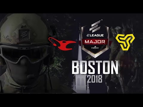 🔴 ELEAGUE Major Boston 2018   Day 4  Last 3 matches of day