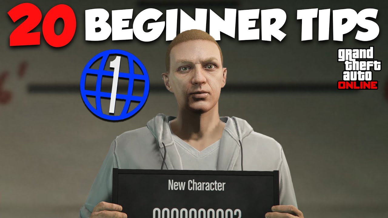 Top 20 MUST KNOW Beginner Tips in GTA Online
