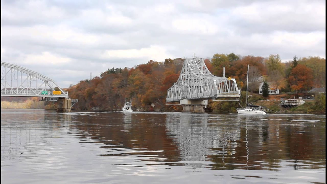 East haddam swinging bridge