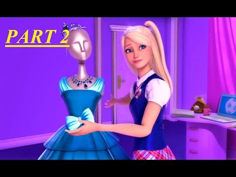 barbie films in english