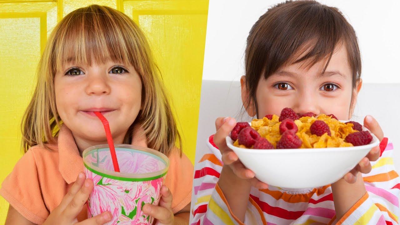 Healthy Breakfast For Kids Youtube