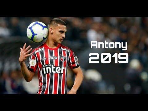 Antony 2019 - Magic Skills & Goals | HD