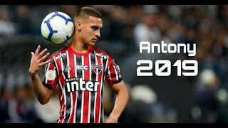 Antony 2019 - Magic Skills & Goals | HD