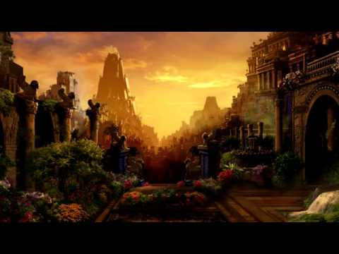 HD-Mesopotamian Drum Music - Gardens of Babylon - Relax, Study & Ambience.mp4