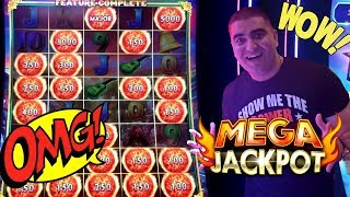 Ultimate Fire Link Slot Machine BIG HANDPAY JACKPOT🔥Live Slot MEGA BIG WIN Bonus w/NG | MASSIVE WIN