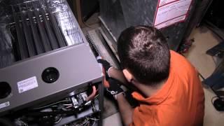 Video New Furnace Install - Airtech Heating & Cooling download MP3, 3GP, MP4, WEBM, AVI, FLV Agustus 2018