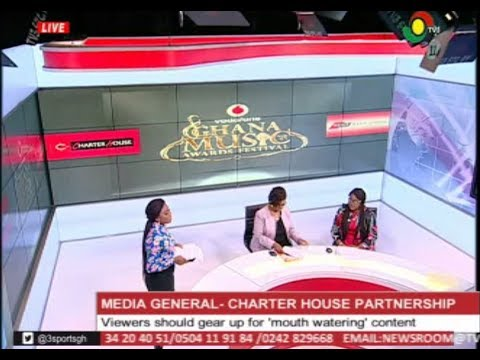 MEDIA GENERAL  SECURES EXCLUSIVE RIGHT FOR VGMA 2018 COVERAGE