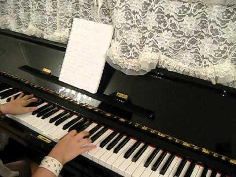 Fairy Tail OP 11- 【Hajimari no Sora】Piano