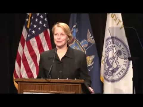 Onondaga County State of the County 2013