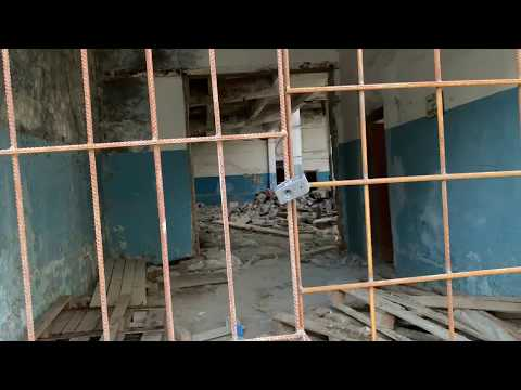 Разрушенный Хрустальный Завод