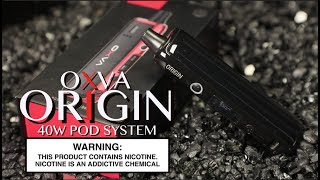 Thanks for watching our video! https://www.myfreedomsmokes.com/origin-aio-pod-system-by-oxva.html newcomers oxva have brought us their new pro device; the or...