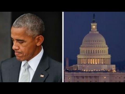 Senate showdown looms over Obama veto of 9/11 bill