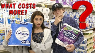 The Price Is Right Grocery Challenge | We Are The Davises