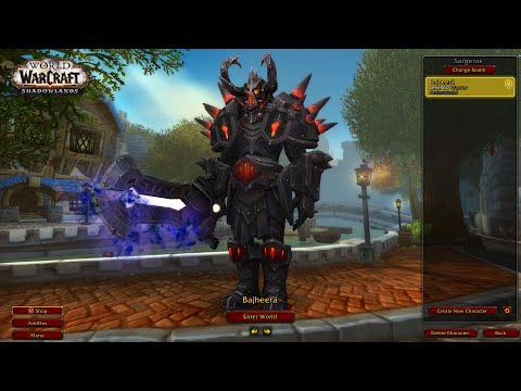 Arms Warrior / Disc Priest 2v2 Arena (188 iLvl) - WoW 9.0 Shadowlands Season 1 Begins!