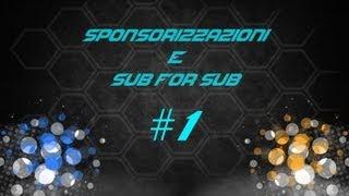 live #1 - sponsorizzazioni e Photoshop