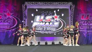 US Finals PA Heat Junior 3 Firestorm 2017