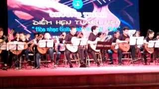 Hòa tấu guitar - La Paloma - Thang Long Guitar 20.10.2013