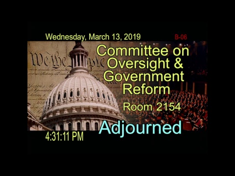 Oversight Committee Live Stream