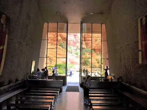 Sedona, Arizona   Chapel Of The Holy Cross