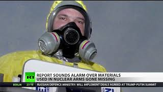 No Comment: Feds Silent on Missing Nuclear Materials