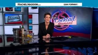Rachel Maddow Charles Darwin & Whiskey 11 09 2012