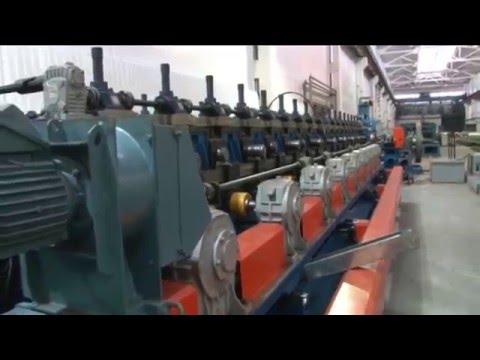 Производство листового металлопроката
