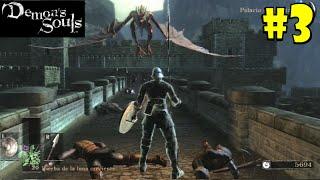 Demon's Souls guia: PALACIO DE BOLETARIA (Mundo 1-1) || Episodio 3