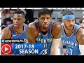 Russell Westbrook Triple Double Carmelo Anthony Paul George Highlights Vs Pelicans 2017 11 20 mp3