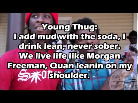 Rich Gang - Aye (Lyrics)