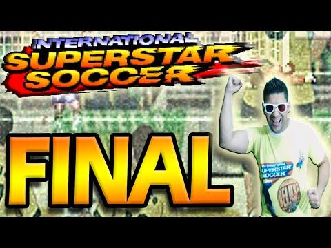 Final do Campeonato de  International Superstar Soccer 2015