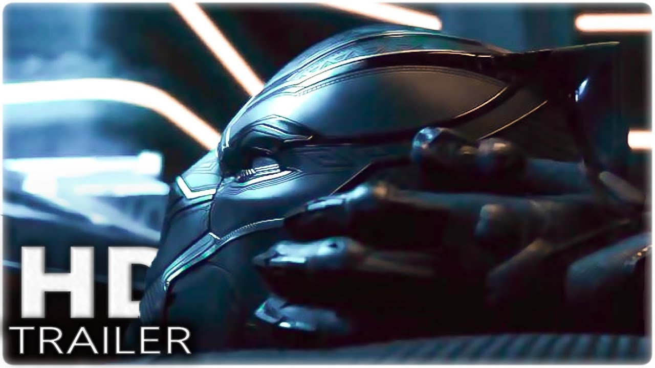 BLACK PANTHER: Final Trailer (2018) Marvel